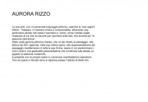 Aurora Rizzo