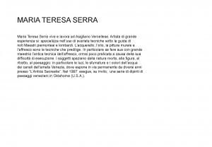 Maria Teresa Serra