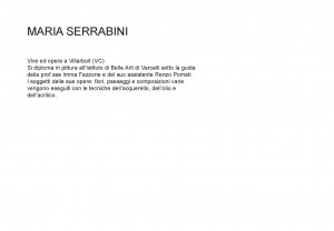 Maria Serrabini