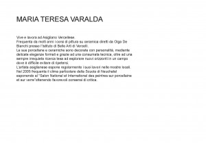 Maria Teresa Varalda